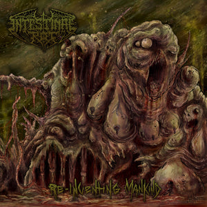 Intestinal Rot - Re-Inventing Mankind (Vinyl)