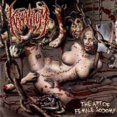 Kraanium - The Art of Female Sodomy (Vinyl)