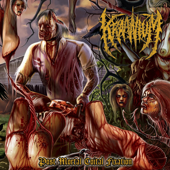 Kraanium - Post Mortal Coital Fixation
