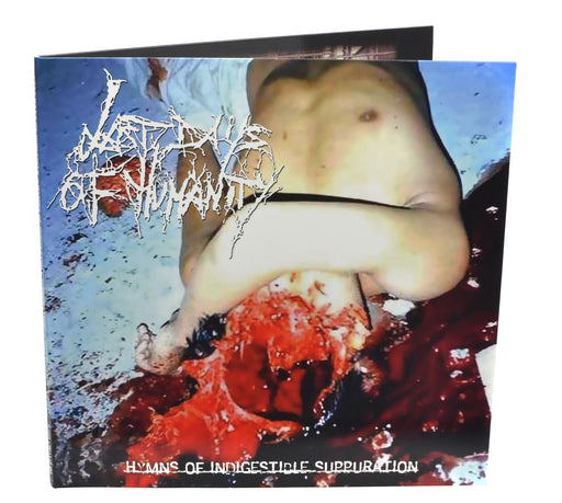 "Last Days of Humanity - Hymns of Indigestible Suppuration (12"" Vinyl)"