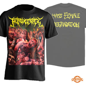 Fetal Disgorge - Mass Female Degradation (Shirt)