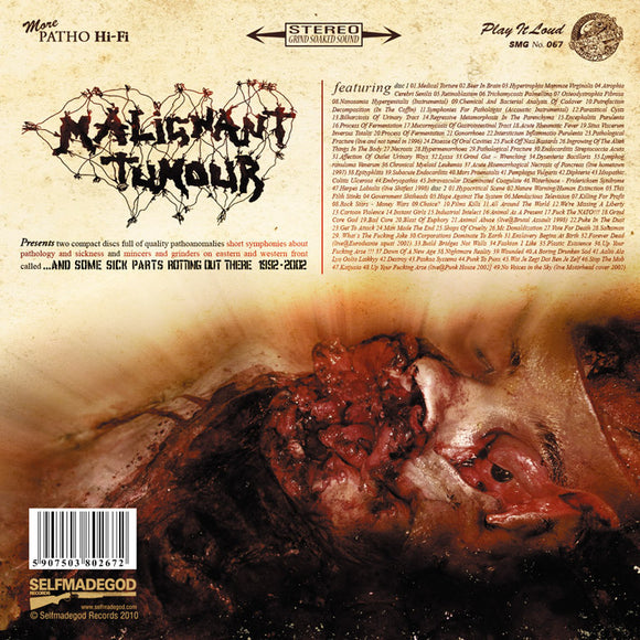 Malignant Tumor - ...And Some Sick Parts Rotting Out There 1992-2002