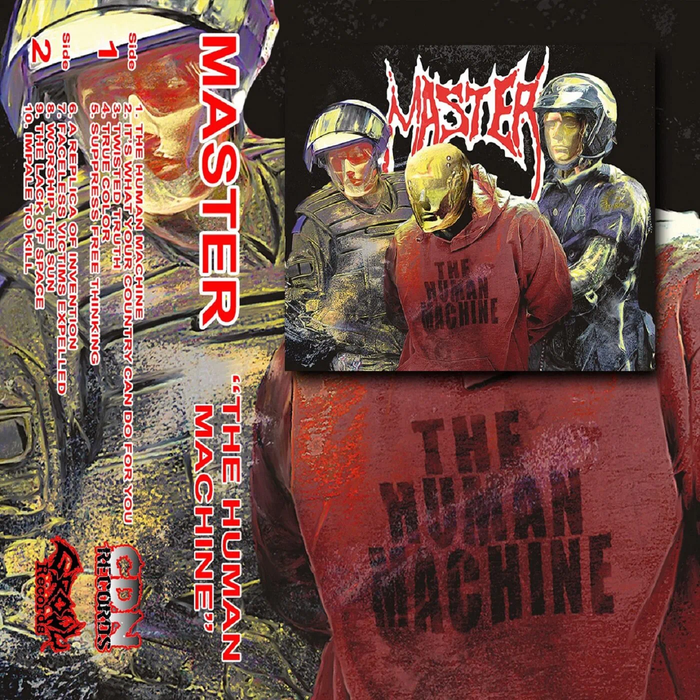 Master - The Human Machine