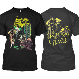 Last Days of Humanity - Recipe For A Plague (T-Shirt)