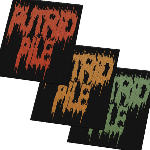 Putrid Pile - Logo (Patch)