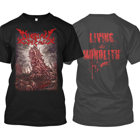 Display of Decay - Living Monolith (T-Shirt)