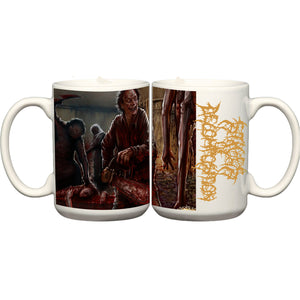Stages Of Decomposition - Piles Of Rotting Flesh (Mug)