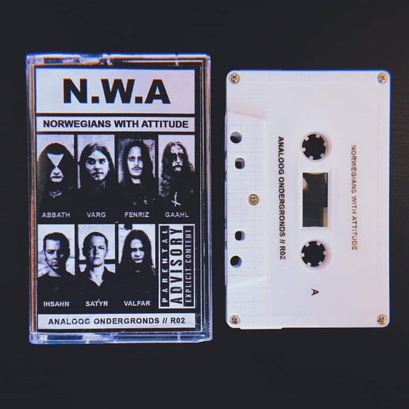 Norwegians With Attitude  (Cassette)