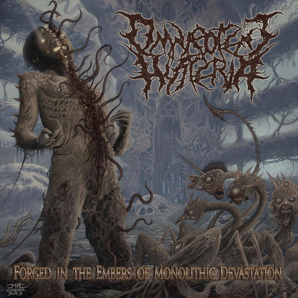 Omnipotent Hysteria - Forged In The Embers Of Monolithic Devastation