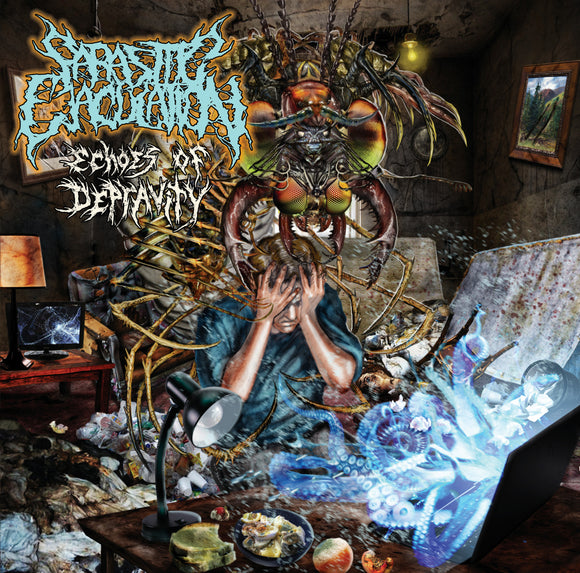 Parasitic Ejaculation - Echoes of Depravity