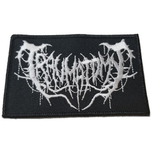 Traumatomy - Logo (Patch)