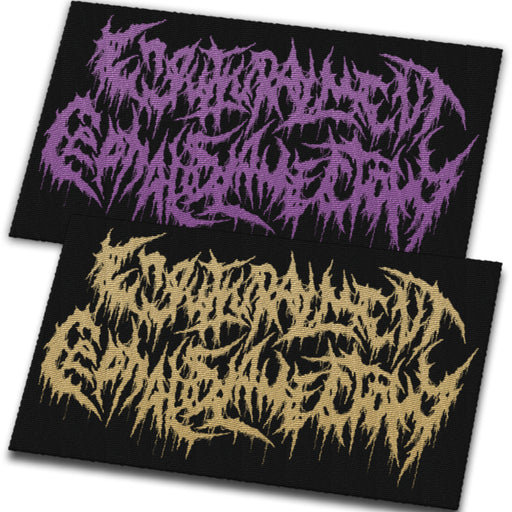 Engutturalment Cephaloslamectomy - Logo (Patch)
