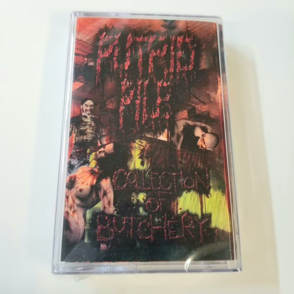 Putrid Pile - Collection of Butchery (Cassette)