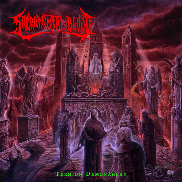 Sacramental Blood - Ternion Demonarchy