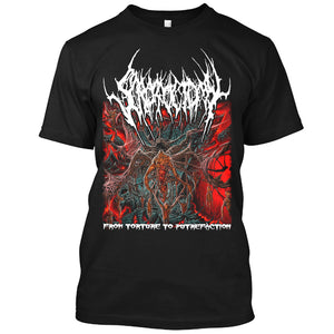 Scrotoctomy - From Torture to Putrefaction (Shirt)
