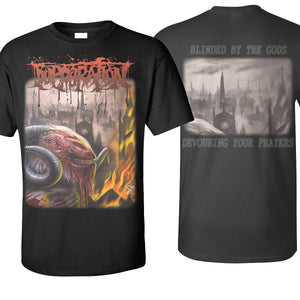 Suppuration - Devouring Your Prayers (T-Shirt)