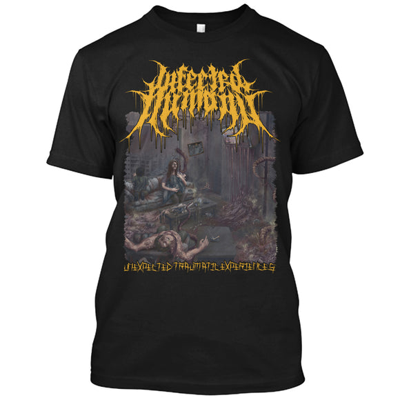 Infected Humans - Unexpected Traumatic Experiences (Shirt)