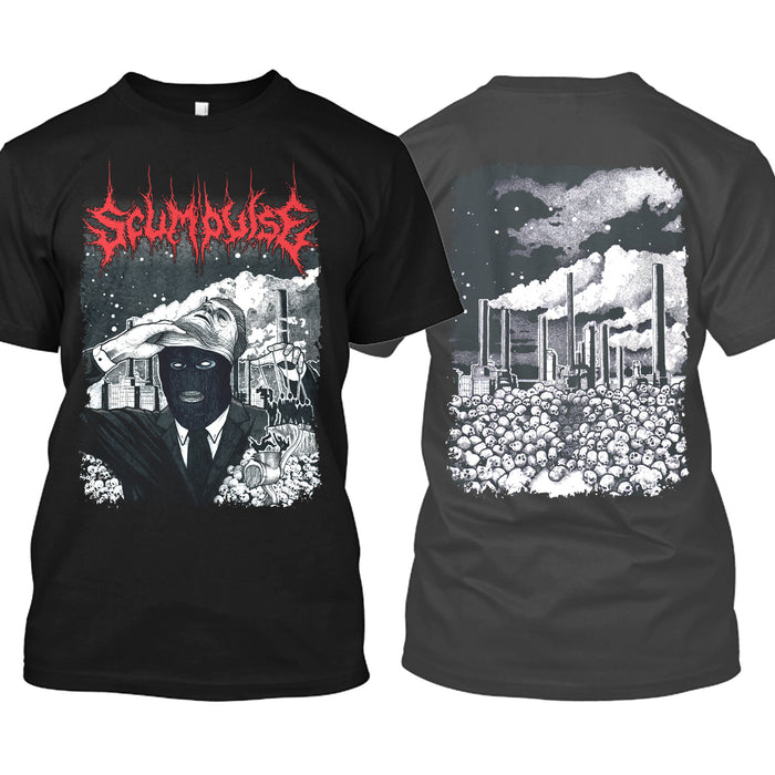 Scumpulse - Rotten (T-Shirt)