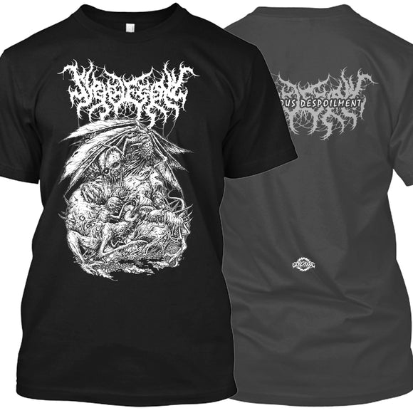 Syphilectomy - Malicious Despoilment (Shirt)