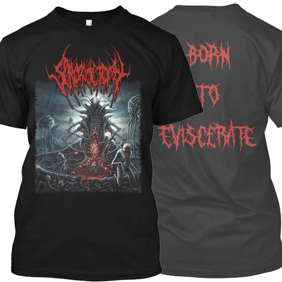Scrotoctomy - Born to Eviscerate (Shirt)