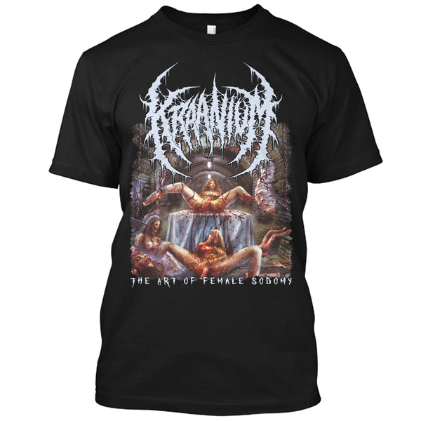Kraanium - The Art of Female Sodomy (Shirt)