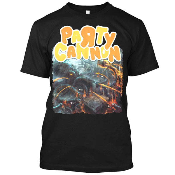Party Cannon - Cannons of Gore (Shirt)