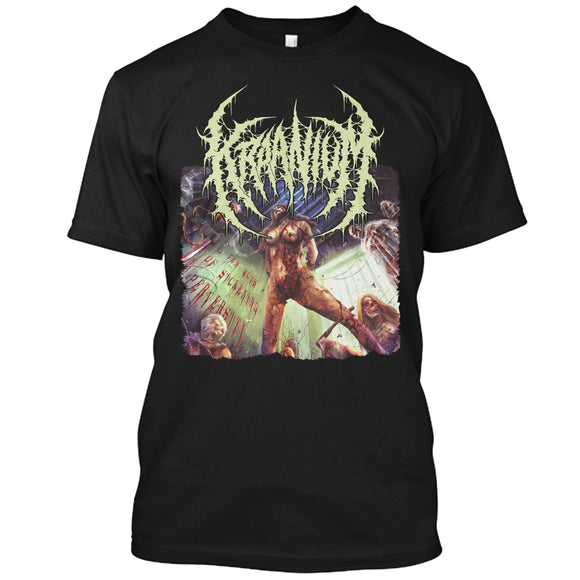 Kraanium - Ten Acts of Sickening Perversity (Shirt)