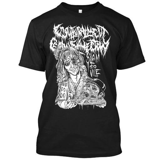 Engutturalment Cephaloslamectomy - Slam So Vile (Shirt)