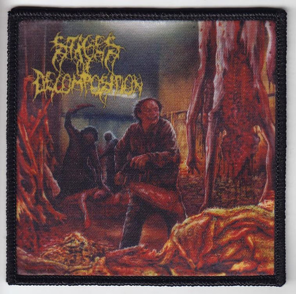 Stages Of Decomposition - Piles Of Rotting Flesh (Patch)