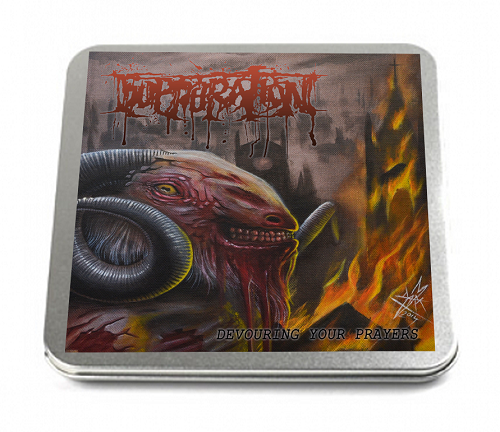 Suppuration - Devouring Your Prayers (Ltd Edt)