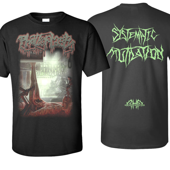 Phalloplasty - Systematic Mutilation (T-Shirt)