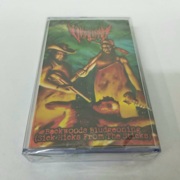 Viral Load - Backwoods Bludgeoning (Sick Hicks From the Stick) (Cassette)