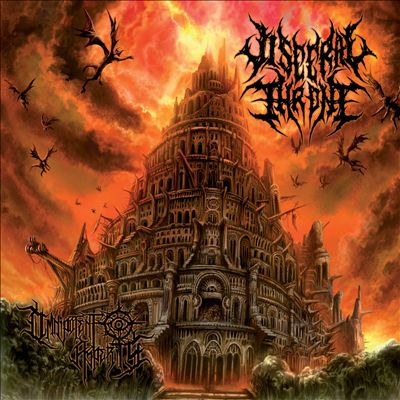 Visceral Throne - Omnipotent Asperity