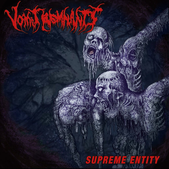 Vomit Remnants - Supreme Entity (Vinyl)