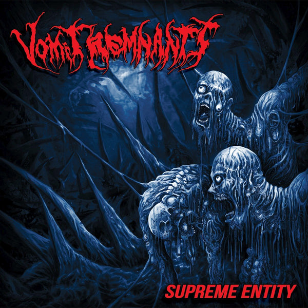 Vomit Remnants - Supreme Entity (CD)