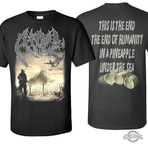 Atoll - End of Humanity (T-Shirt)
