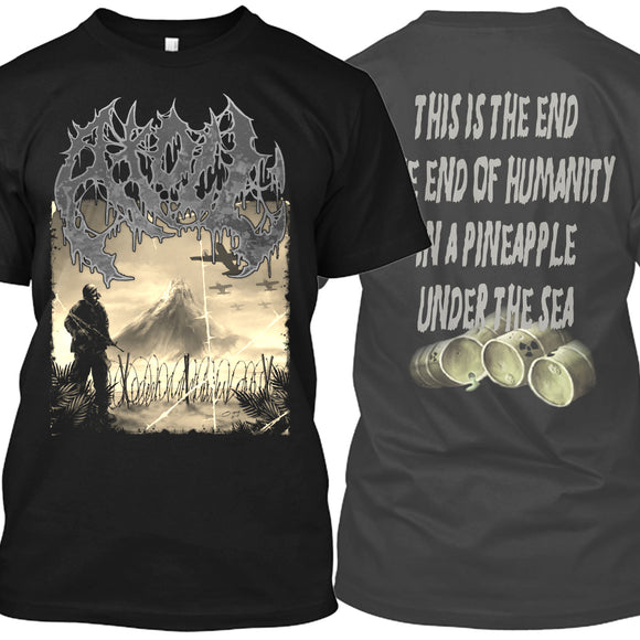 Atoll - End of Humanity (Shirt)