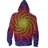 Call To Adventure Premium Psychedelic Hoodie - Trippyverse