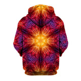 Heart Of The Universe Hoodie - Trippyverse