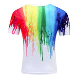 Spilled Rainbow T-Shirt