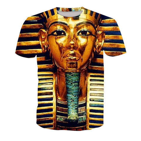 Egyptian Pharaoh Trippy T-Shirt - Trippyverse