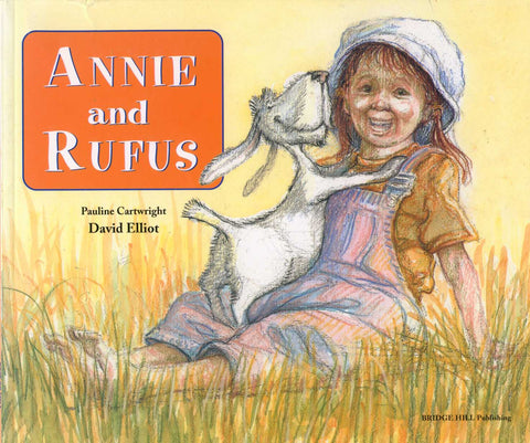 Annie and Rufus cover