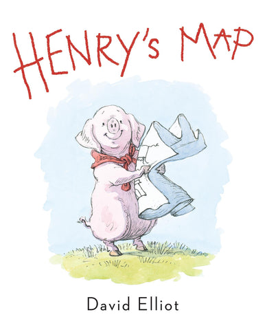 Henry's Map cover