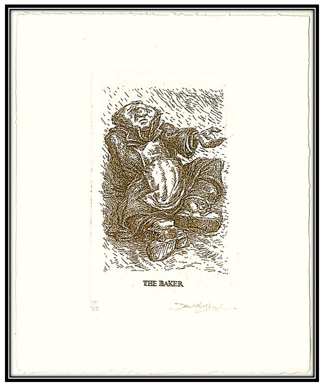 Hunting of the Snark - The Baker solar print