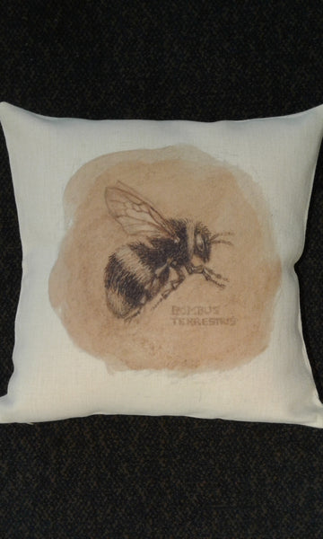 Cushion covers - For the Love of Bees