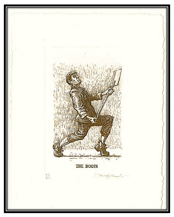 Hunting of the Snark - The Boots solar print