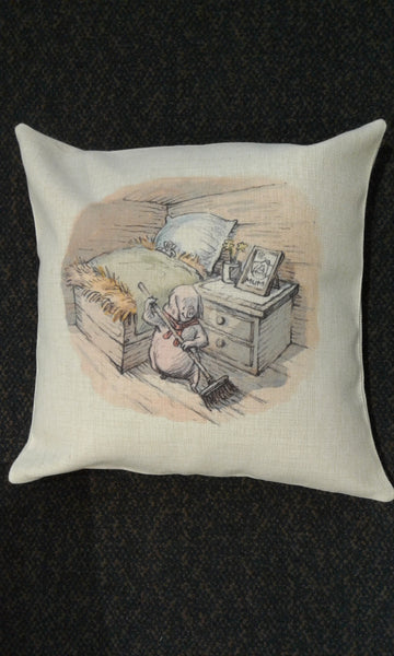 Cushion covers - Henry Pig
