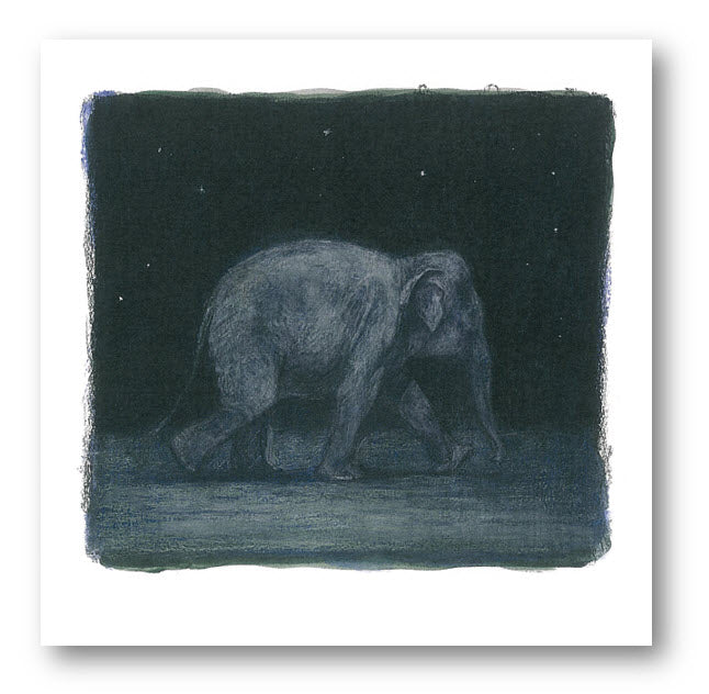 Card 3 - Moonlight Elephant