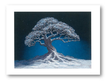 Card 1 - Winter Tree