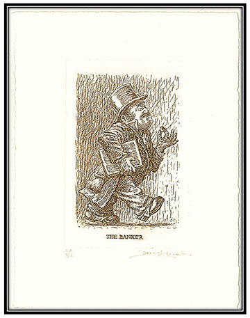 Hunting of the Snark - The Banker solar print